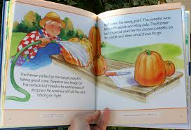 Pumpkin Patch Parable Craft by Parable Treasury Children U0027s Book Review