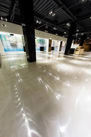 Dustless Floor Sanding Melbourne by Aritzia Store With Ardex Pc T Polished Concrete Flooring