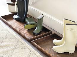 mudroom flooring options hgtv