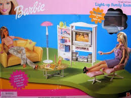 Barbie Living Room Furniture Set by 174 Best Barbie Furniture Collection Images On Pinterest Baby