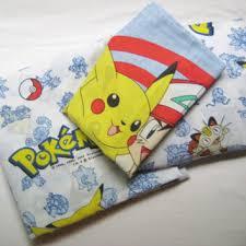 Best Pokemon Fabric Products on Wanelo