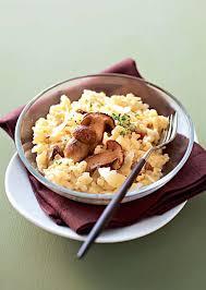 recettes de cuisine italienne recette risotto aux cèpes et mascarpone