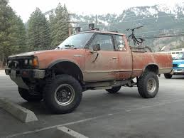 1985 Nissan 720 4x4 Lifted 1900obo | Nissan 720 Trucks | Pinterest ... The Street Peep 1985 Datsun 720 Nissan Truck Headliner Cheerful 300zx Autostrach Hardbody Brief About Model Navara Wikipedia Datrod Part 1 V8 Youtube Base Frontier I D21 1997 Pickup Outstanding Cars Pick Up Nissan Pick Up Technical Details History Photos On 2016 East Coast Auto Salvage Patrol Overview Cargurus Nissan Pickup
