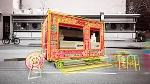 TACO LOCO Mexican Food Truck On Behance