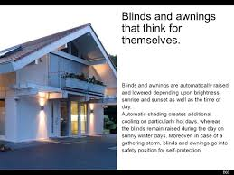 Intelligent Building Technology For Your Home. Taking Pleasure In ... Residential Awnings St Lucie Martin Broward County Sunrise In Owosso Mi 989 7296 Awning Shading Retractable And Shades In Windows Patio China Alinum Window 24x36 Vinyl Athens City Buildings Stock Video Footage Videoblocks Decoration Marvin South Florida Commercial Kansas Tent Metal Shown Here Is A Beautiful Roofmounted Nuimage Pro Series Sunsetter Springville Hamburg West Seneca Ny Canopies Solar Drop