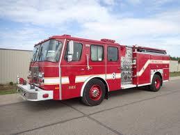 100 Pumper Trucks 1998 EONE PUMPER FIRE TRUCK Rice MN 5001171053