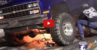 INSANE Duramax Vs SEMI TUG Of WAR – Speed Society