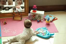 diy babyspielecke selbstgemachter babyspielplatz in