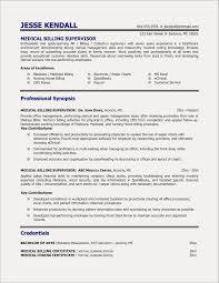 Medical Coding Resume Samples Unique Example Billing And Rh Ambassadeur Hotel Com Sample