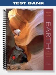 Test Bank Earth An Introduction Physical Geology 9th Edition Tarbuck At Fratstockeu