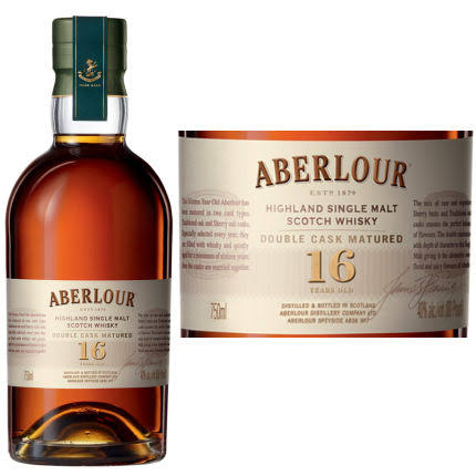 Aberlour Single Highland Malt Scotch Whisky - 750ml