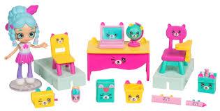 Princess Kitchen Play Set Walmart by Shopkins Dollhouses U0026 Play Sets Walmart Com