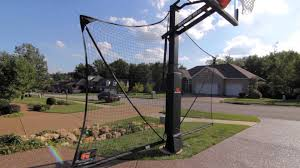 Goalrilla Yard Guard - YouTube Backyard Basketball Court Utah Lighting For Photo On Amusing Ball Going Through Basket Hoop In Backyard Amateur Sketball Tennis Multi Use Courts L Dhayes Dream Half Goal Installation Expert Service Blog Dream Court Goals Atlanta Metro Area Picture Fixed On Brick Wall A Stock Dimeions Home Hoops Gallery Sport The Pinterest Platinum System Belongs The Portable Archives Bestoutdoorbasketball Amazoncom Lifetime 1221 Pro Height Adjustable