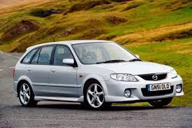 Mazda 323 1998 Car Review