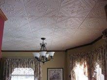 how to paint styrofoam ceiling tiles http www ltgent how