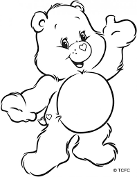 Coloring Pages Design Your Own Care Bear Free Fascinating Colouring Online Bears Games