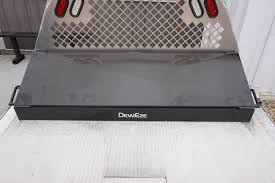 Deweze Across Bed Toolbox - Dickinson Truck Equipment