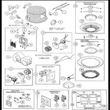 Nutone Bathroom Exhaust Fan 8814r by November 2009 Nutone Products