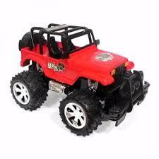 Jual AHS RC Mobil Bigfoot Jeep 1/24 - Merah Harga Spesifikasi ...