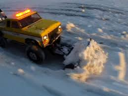 100 Rc Truck Snow Plow RC Tow Deep Trucks Plow S
