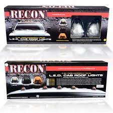 Recon Ford LED CAB Roof Marker Lights Clear 264143CL | EBay 082016 Super Duty Recon Smoked Led Tail Lights 264176bk How To Wire Light Bar Correctly Adventure Headlights Beware Ford F150 Forum Community Of Truck Spyder Winjet Or Tail Lights Page 2 Toyota Tundra Recon 26412 49 Line Of Fire Red Tailgate Light Bar 42008 S3m Lighting Package R0408rlp Go Recon Led 100 Images Rock The Ram Before 2002 Dodge Ram 1500 Inspirational 2009 3500 And We Oled Taillights Car Parts 264336bk 2013 Sierra W Lift On 20x85 Wheels 2008 Chevy Iron Cross Rear Bumper An Performance