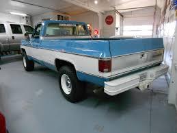 1974 Chevrolet Cheyenne 20 4x4 Original - Classic Chevrolet C/K ...