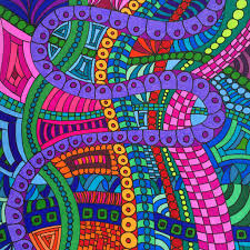 Use Color Pairs Adult Coloring Book Tips