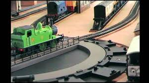 model train layout construction video two thomas and friends youtube