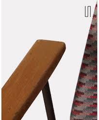 100 1960 Vintage Metal Outdoor Chairs Pair Of Metal Armchairs Vintage Polish Design