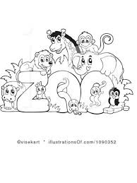 Zoo Coloring Pages 54