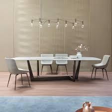 lederstuhl für living room made in italy bonaldo artika