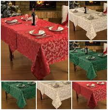 Ebay Christmas Tree Decorations by Christmas Table Linen Ebay