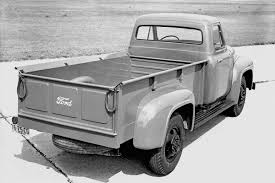 100 1953 Ford Truck F250 Pickup Photos Gallery Classic FSeries