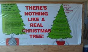 Christmas Tree Baler by Cut Your Own Directions Marsh Creek Tree Farm