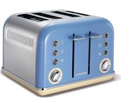 Image Is Loading Morphy Richards New Accents 4 Slice Toaster Trim
