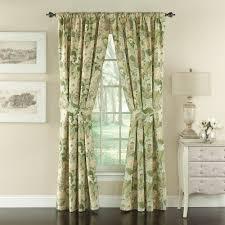 Kitchen Curtains At Walmart by Window Waverly Kitchen Curtains Gold Valance Waverly Fabrics