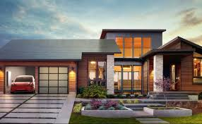 tesla s new solar roof will cost less and keep your house the