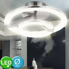 moderne 53 9w led decken leuchte le wohnzimmer acryl globo aosta 67068d2