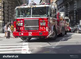 NEW YORK CITY - AUGUST 24, 2017: A Big Red Fire Truck In Manhattan ... Fire Truck In Nyc Stock Editorial Photo _fla 165504602 Ariba Raises 3500 For New York Department Post 911 Keith Fdny Rcues Fire Stuck Sinkhole Ambulance Camion Cars Boat Emergency Firedepartments Trucks Responding Mhattan Hd Youtube Brooklyn 2016 Amazoncom Daron Ladder Truck With Lights And Sound Toys Games New York March 29 Engine 14 The City Usa Aug 23 Edit Now 710048191 Shutterstock Mighty Engine 8 Operating At A 3rd Alarm Fire In Mhattan