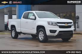 100 Chevrolet Colorado Truck New 2019 2WD Work Extended Cab Extended Cab