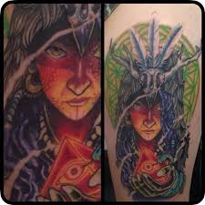 Just One More Session Left On My Shaman By Christopher Malice Of Gaslight Gallery In Houston TX