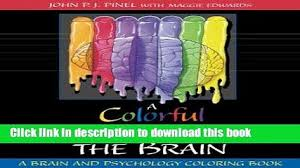 PDF A Colorful Introduction To The Anatomy Of Human Brain And Psychology Coloring