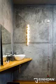 betonoptik badezimmer betonoptik wandgestaltung