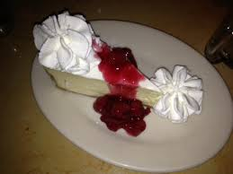 The Cheesecake Factory Cherry Cheesecake