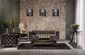 El Dorado Furniture Living Room Sets by Crandon Ii Gray Sofa Contemporary Living Room Miami By El