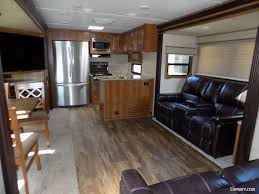 Travel Trailer Floor Plans Rear Kitchen by 2017 Prime Time Lacrosse 337rkt Travel Trailer 0884518 Daves