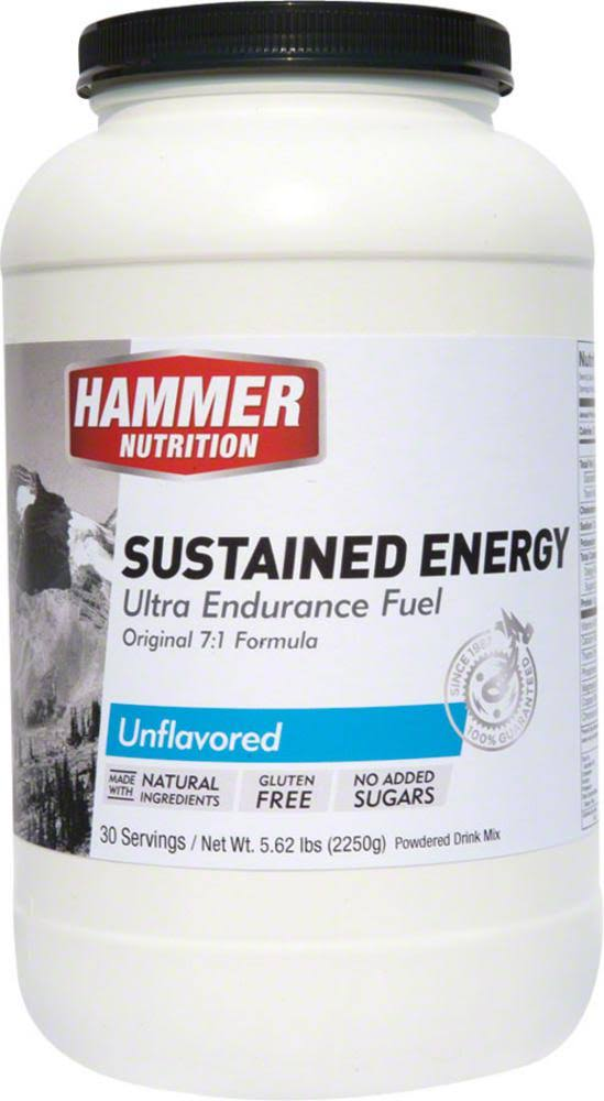 Hammer Nutrition Sustained Energy Drink - 30 Serving