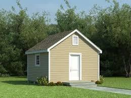 Shed Plans Storage Sheds Garden Sheds and More The Garage Plan