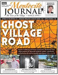 Ghost Village Road By Montecito Journal