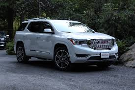 2017 GMC Acadia Review - AutoGuide.com News Gmc Acadia Jryseinerbuickgmcsouthjordan Pinterest Preowned 2012 Arcadia Suvsedan Near Milwaukee 80374 Badger 7 Things You Need To Know About The 2017 Lease Deals Prices Cicero Ny Used Limited Fwd 4dr At Alm Gwinnett Serving 2018 Chevrolet Traverse 3 Gmc Redesign Wadena New Vehicles For Sale Filegmc Denali 05062011jpg Wikimedia Commons Indepth Model Review Car And Driver Pros Cons Truedelta 2013 Information Photos Zombiedrive Gmcs At4 Treatment Will Extend The Canyon Yukon